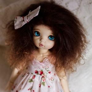 Afbeelding van Strawberry summer dress