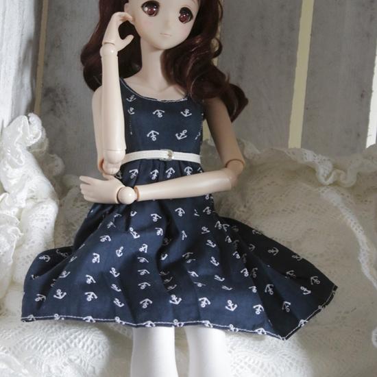 Afbeelding van Sailor dress