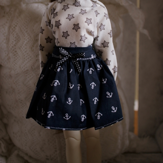 Afbeelding van Sailor skirt